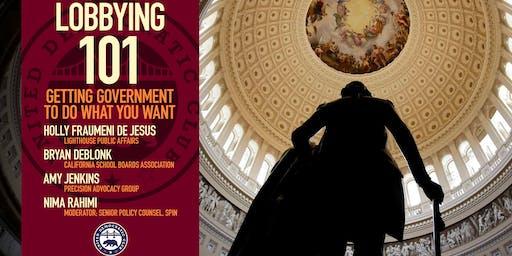 Lobbying 101