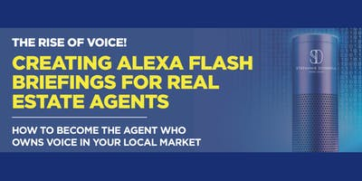 The Rise of Voice: Creating Alexa Flash Briefings