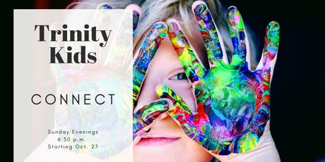 Trinity Kids: Connect tickets