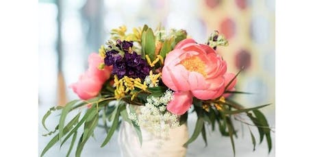 Entering into the Floral World - Workshop Business 101  (2019-10-16 starts at 6:00 PM) tickets