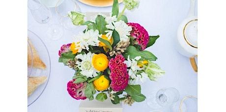 Floral Design Workshop 101 (02-22-2020 starts at 10:30 AM) tickets