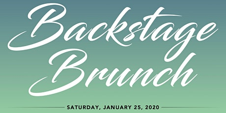 Backstage Brunch: Women in Opera 2020 tickets