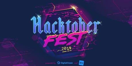 .EXE HacktoberFest tickets