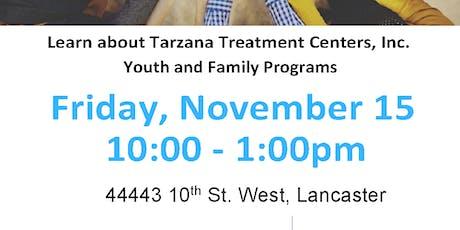 Antelope Valley Tarzana Treatment Centers, Inc Open House tickets