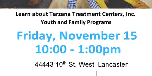 Antelope Valley Tarzana Treatment Centers, Inc Open House