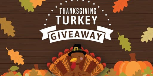 Thanksgiving Turkey Giveaway