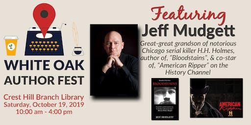 3rd Annual White Oak Author Fest