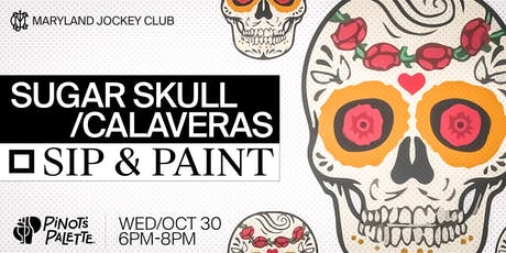 Dia de los Muertos Sugar Skull Sip and Paint tickets