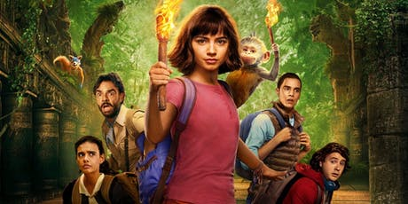Dora And The Lost City Of Gold (2019) - Community Cinema tickets