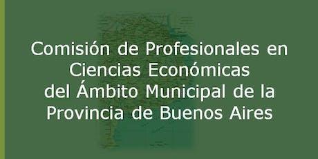 ÁMBITO MUNICIPAL CPCEPBA - XXXIV ENCUENTRO ANUAL - MUNICIPALIDAD DE PILAR entradas