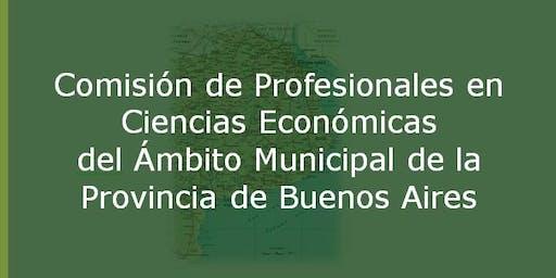 ÁMBITO MUNICIPAL CPCEPBA - XXXIV ENCUENTRO ANUAL - MUNICIPALIDAD DE PILAR