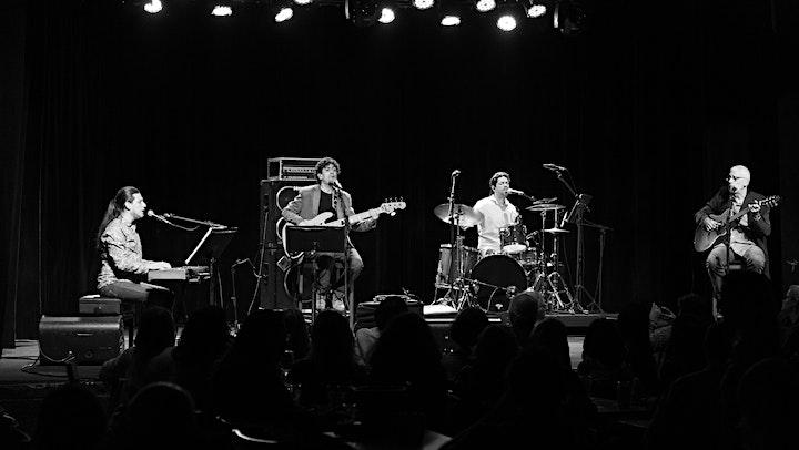 Imagem do evento Quarteto do Rio (ex-Os Cariocas)