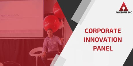 Corporate Innovation Panel tickets