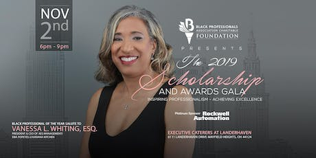 39th Anniversary Scholarship & Awards Gala and BPOY Salute tickets