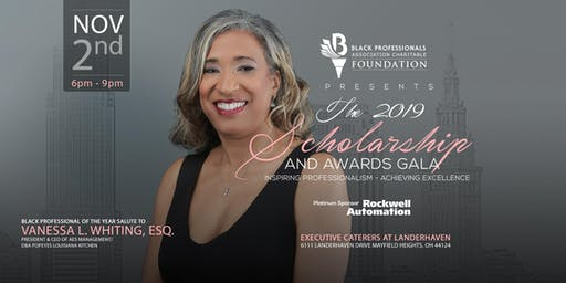 39th Anniversary Scholarship & Awards Gala and BPOY Salute