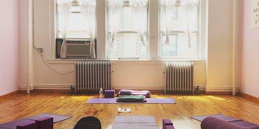 Yoga & Meditation: Let It Go Flow