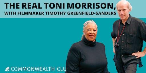 The Real Toni Morrison