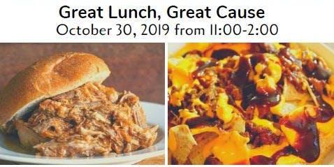 BBQ Box Lunch Fundraiser