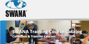 AWARDED  SWANA Collection Class