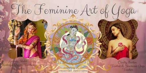 The Feminine Art of Yoga: a Workshop for Women