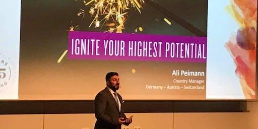 Highest Potential mit Ali Peimann YL D/A/CH - Zielplanung und Zielerreichung