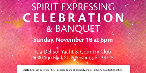 Celebration & Banquet for Spirit Expressing