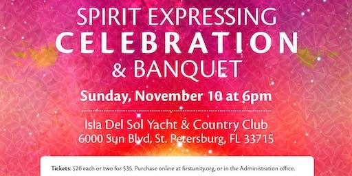 Celebration & Banquet for Spirit Expressing