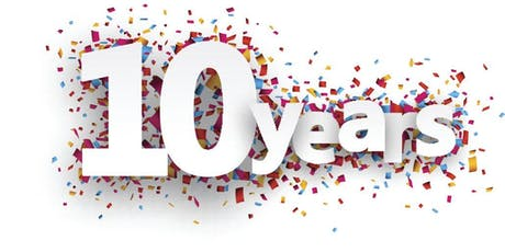 LINKS Community and Family Services 10 yrs 10 days 10K tickets