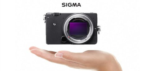 Sigma FP Launch Event tickets