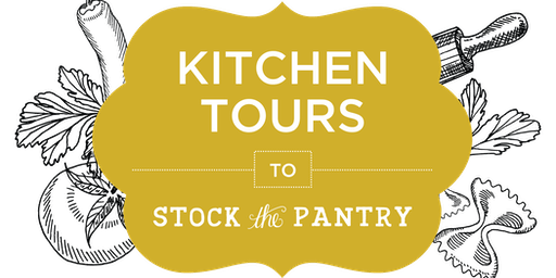 Stock the Pantry Kitchen Tour