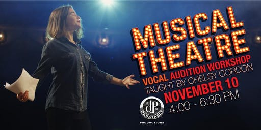 Musical Theatre Vocal Audition Workshop