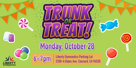 Liberty Trunk or Treat tickets