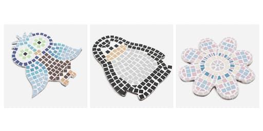 JUMP IN! Children's Workshops - Mosaic Craft