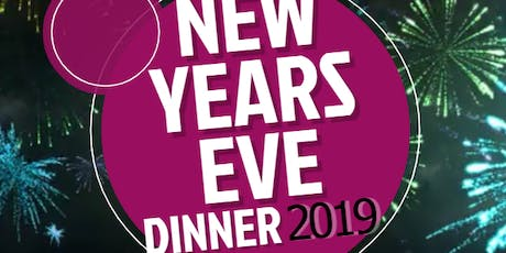 New Year's Eve 2019 Dinner Package tickets