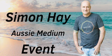 Aussie Medium, Simon Hay at the Wynnum Golf Club tickets