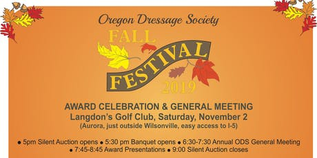 2019 ODS Fall Festival tickets