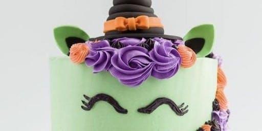 Halloween Cake Wars