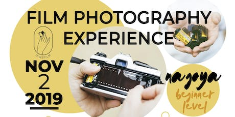 Nagoya: Film Photography Experience for Beginners tickets