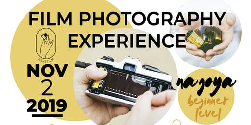 Nagoya: Film Photography Experience for Beginners