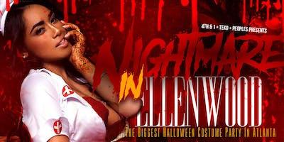 """"""" Nightmare In Ellenwood """" Halloween Costume Party"""