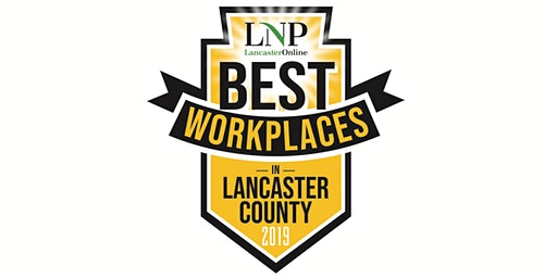 2019 Best Workplaces in Lancaster County Awards Breakfast