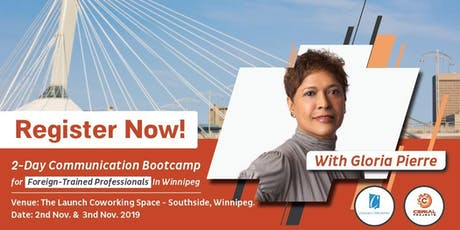 Communication Bootcamp for Foreign-Trained Professionals tickets