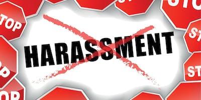 Sexual Harassment Prevention Training for Supervisors