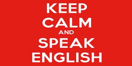 Partagez l'anglais (FREE English conversation - ADULT) Montauban/Le Gosier billets