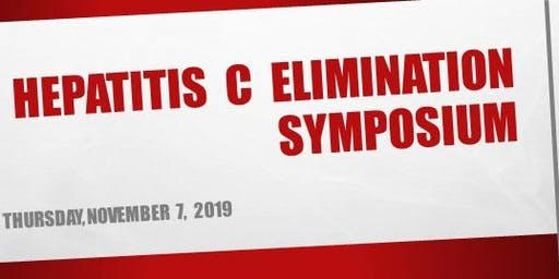 Hepatitis C Elimination Symposium