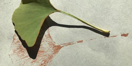 Leaf Printing with Paint, Graphite or Crayon- FREE Drop In and Create tickets