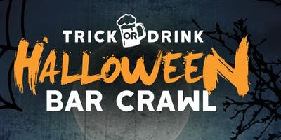 ***** or Drink Halloween Bar Crawl