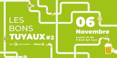 Apéro Networking - Les Bons Tuyaux #2