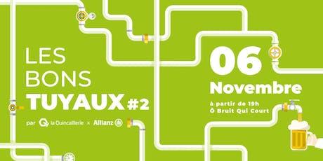 Apéro Networking - Les Bons Tuyaux #2 billets