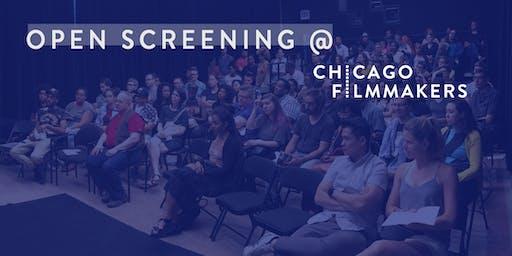 Open Screening at Chicago Filmmakers